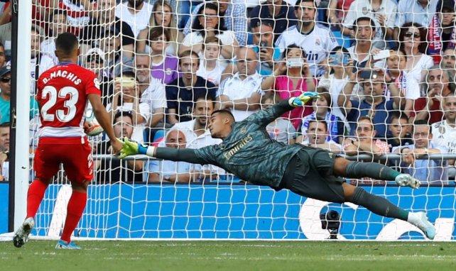 ¿Quién será el suplente de Thibaut Courtois en el Real Madrid el curso que viene?