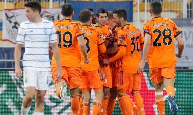 Liga de Campeones | Álvaro Morata se viste de Cristiano Ronaldo