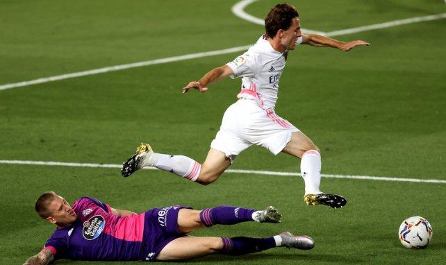 Real Madrid | Álvaro Odriozola empieza a cambiar su destino
