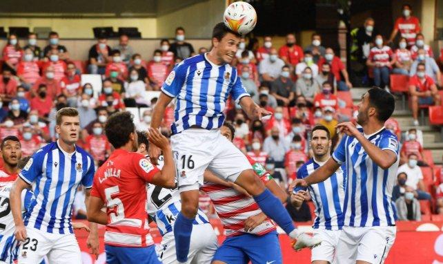 Liga | Elustondo toma Granada para la Real Sociedad