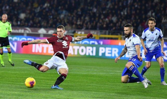 El requisito de Andrea Belotti para seguir ligado al Torino