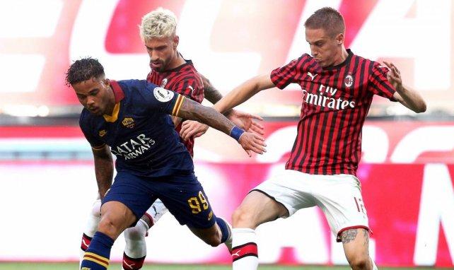 El AC Milan encuentra acomodo para Andrea Conti