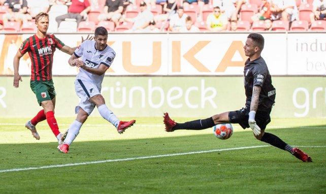 Andrej Kramaric se distancia del Valencia