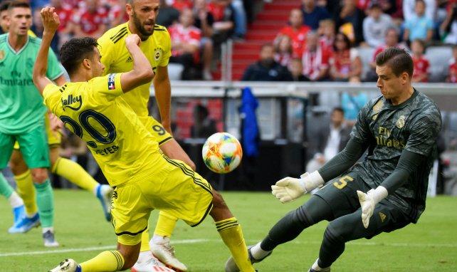 Real Madrid | La esperada hora de Andriy Lunin