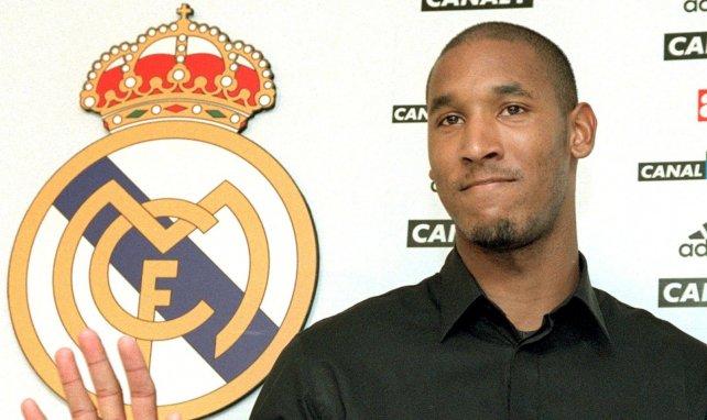 Nicolas Anelka recuerda su paso por el Real Madrid