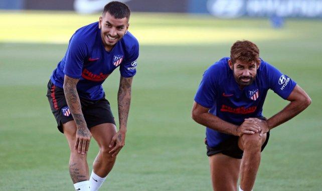 El resurgir de Ángel Correa en el Atlético de Madrid