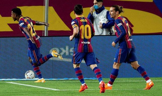 Liga | El FC Barcelona golea al Villarreal con un sublime Ansu Fati