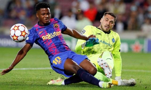 FC Barcelona | Se confirma la baja de Ansu Fati