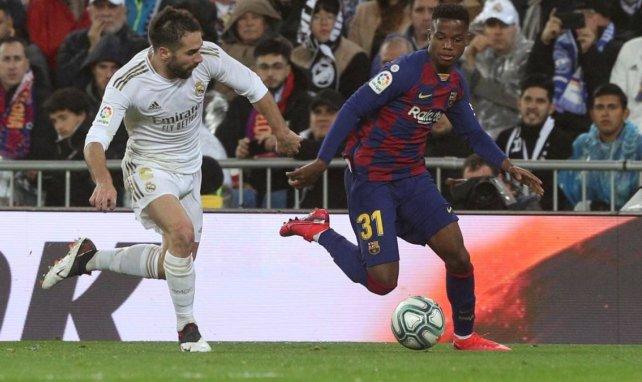 El complejo reto que espera a Ansu Fati en el FC Barcelona