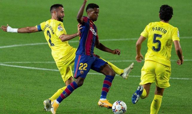 Las ambiciosas peticiones de Ansu Fati al FC Barcelona