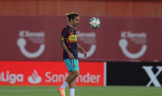 ¿Se plantea el PSG el fichaje de Antoine Griezmann?