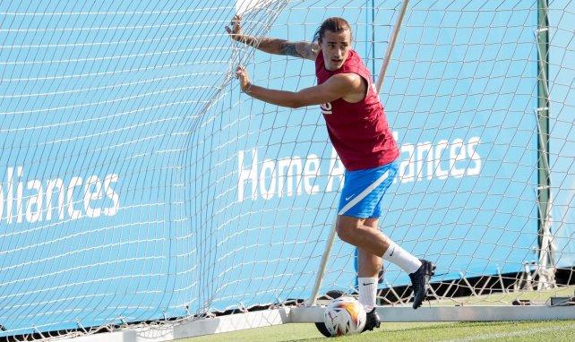 ¿Ha encontrado ya el FC Barcelona una solución para Griezmann?