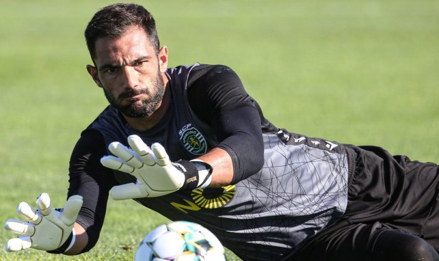 El Sporting de Portugal no quiere dejar escapar a Adán