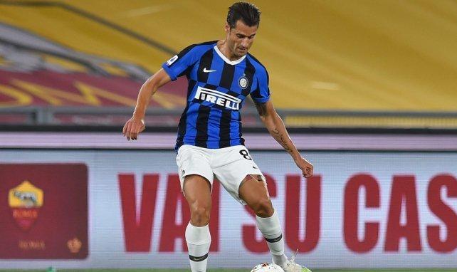 Antonio Candreva ficha por la Sampdoria