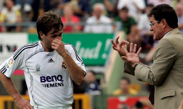 Antonio Cassano recuerda su peculiar paso por el Real Madrid