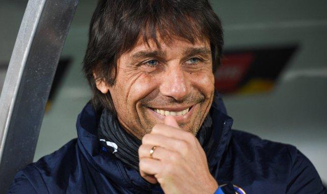 ¡Antonio Conte corre peligro en el Inter de Milán!