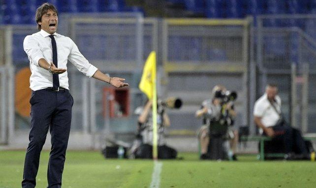 El Inter de Milán define su posición con Antonio Conte
