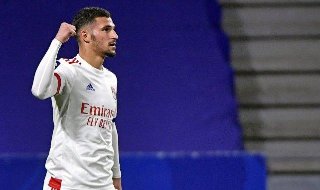 El Arsenal prepara 25 M€ por Houssem Aouar