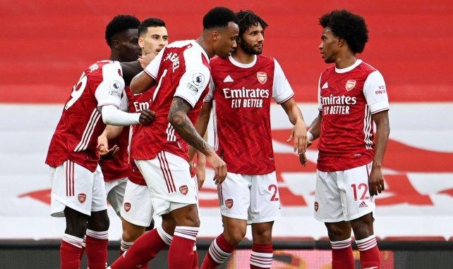 Premier | El Arsenal supera al West Bromwich Albion