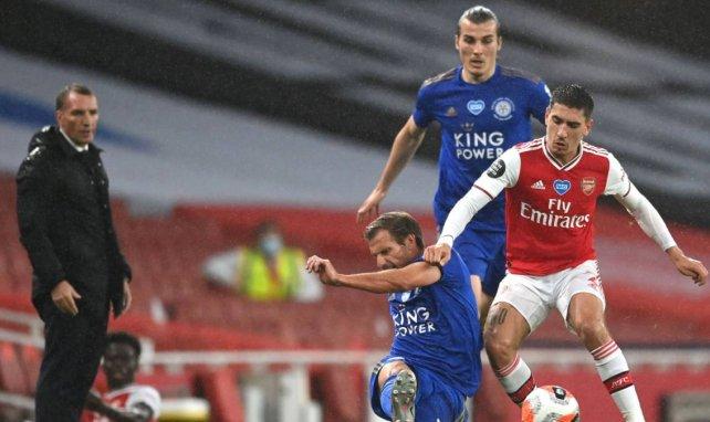 Premier | Reparto de puntos entre Arsenal y Leicester City