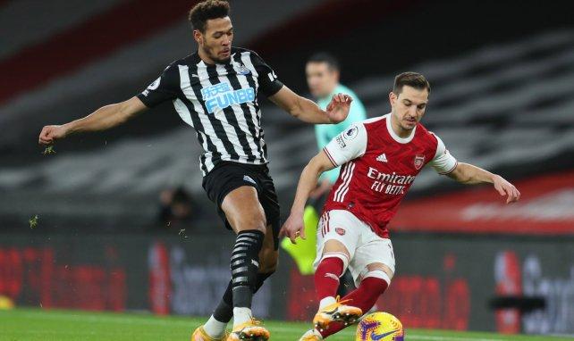 Premier   El Arsenal supera al Newcastle United