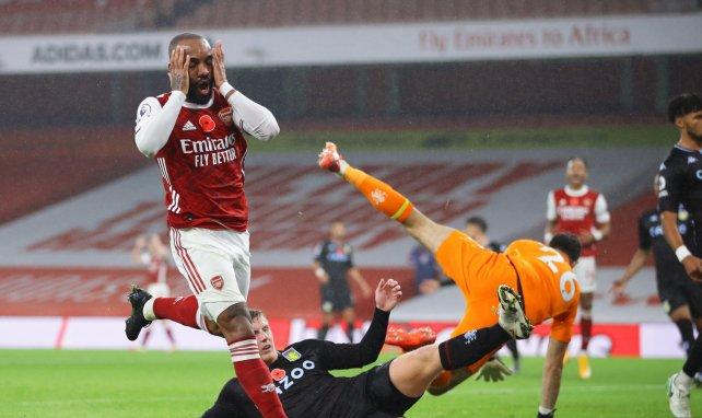 Arsenal | Una nueva vía de escape para Alexandre Lacazette