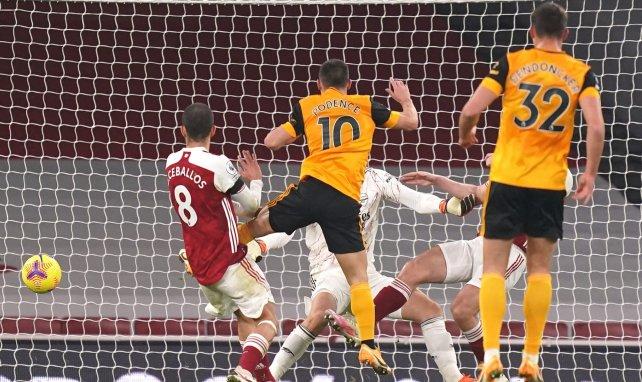 Premier   El Wolverhampton Wanderers noquea al Arsenal en Londres
