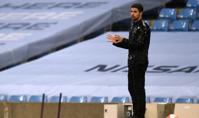 Mikel Arteta desea potenciar las prestaciones de su centro del campo