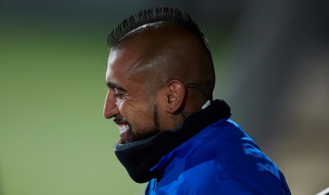 Arturo Vidal ultima su fichaje por el Inter de Milán