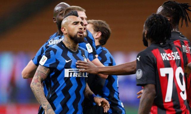 Inter de Milán | Arturo Vidal está en el mercado