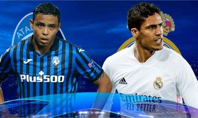 Atalanta - Real Madrid | Los onces probables