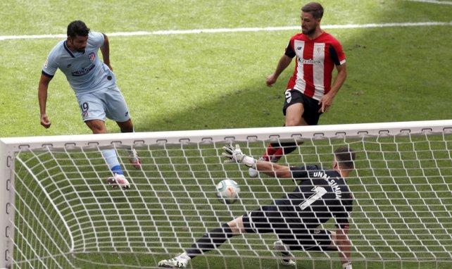 Diego Costa dejó su futuro en manos del Atlético de Madrid