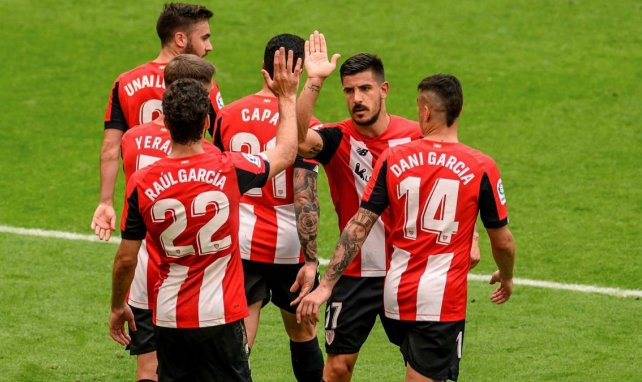 El Athletic Club le cede una pieza al Mirandés