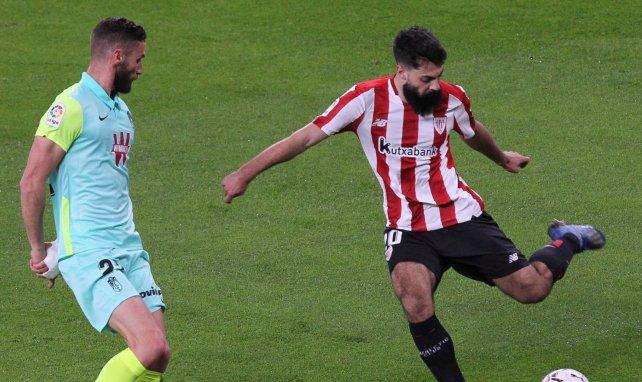 Liga | El Athletic de Bilbao doblega al Granada sobre la bocina