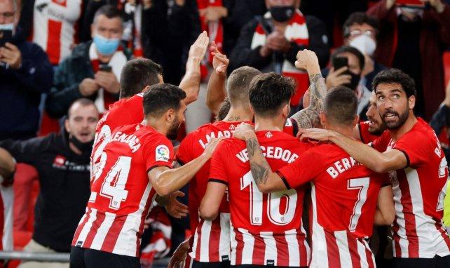 Liga | El Athletic de Bilbao se impone al Villarreal en San Mamés