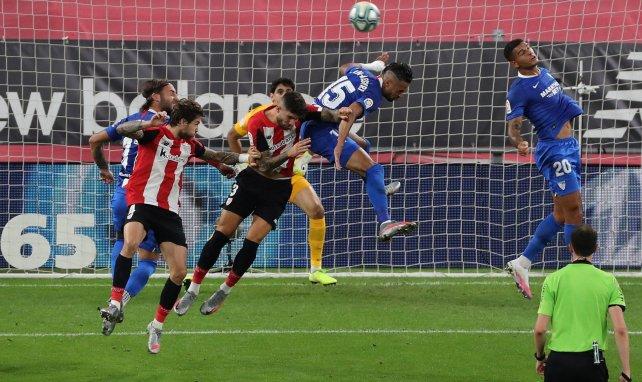 Athletic y Sevilla firmaron un partido muy disputado