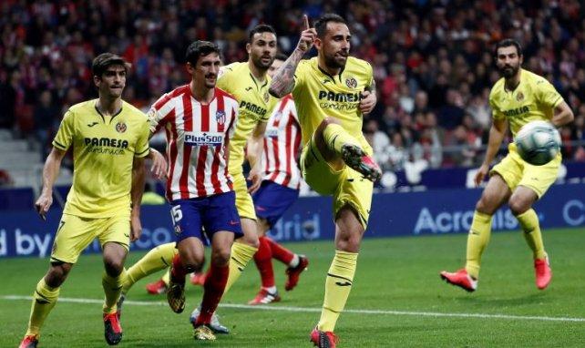 Liga | El Atlético remonta frente al Villarreal en el Wanda Metropolitano