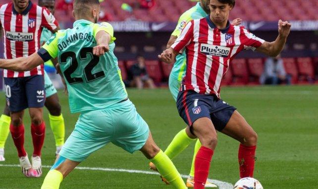Liga | El Atlético de Madrid se da un festín a costa del Granada