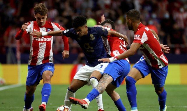 Liga de Campeones | Combate nulo entre Atlético de Madrid y Oporto