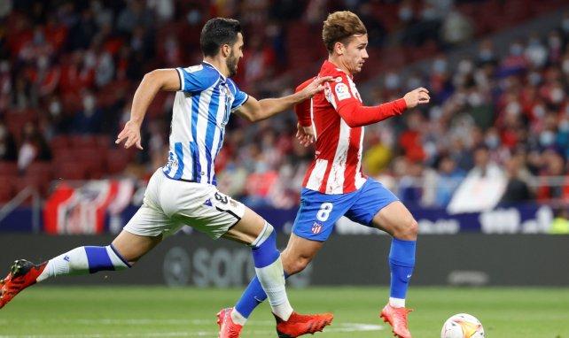 Liga | Luis Suárez rescata al Atlético de Madrid ante la Real Sociedad