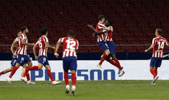 La lista del Atlético de Madrid para recibir al Real Betis