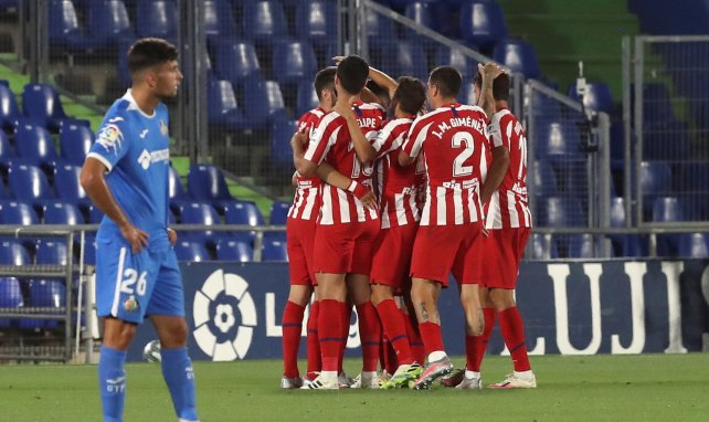 El Atlético de Madrid dará salida a Cedric Teguia