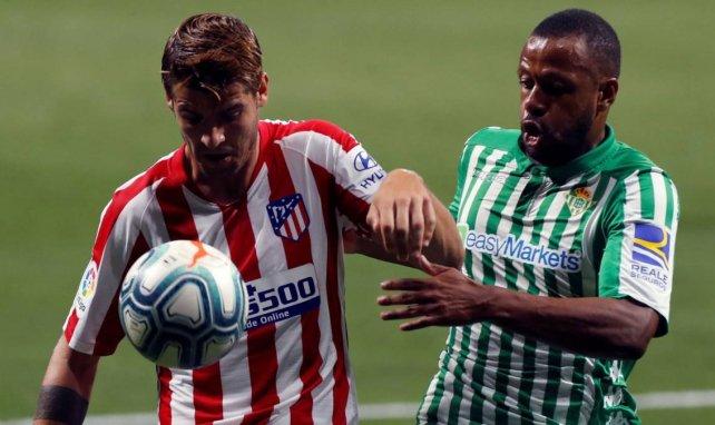 Liga | El Atlético de Madrid derrota al Real Betis