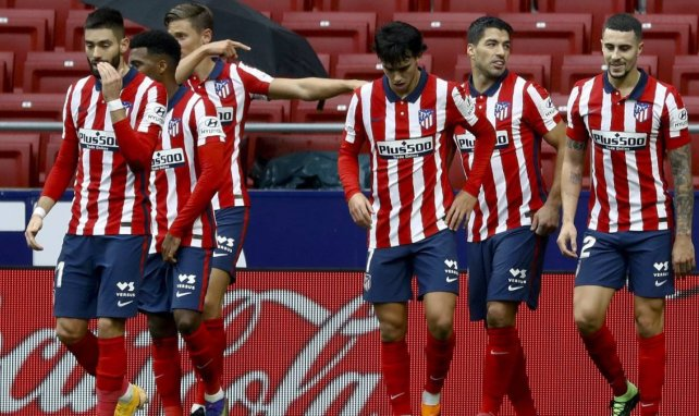 La convocatoria del Atlético de Madrid para recibir al Real Madrid