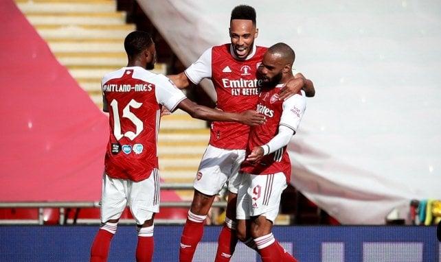 La continuidad de Pierre-Emerick Aubameyang en el Arsenal, en el aire