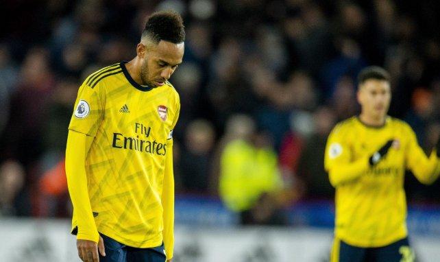 El Arsenal espera un milagro con Aubameyang