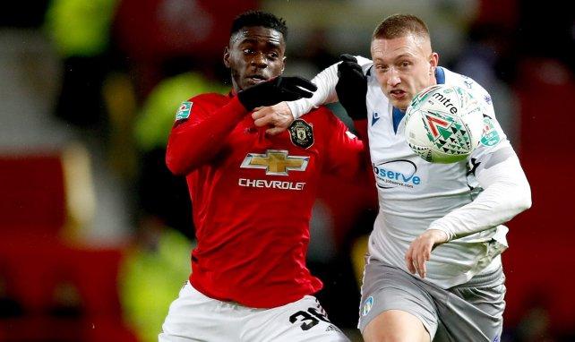 El Besiktas pide una pieza al Manchester United