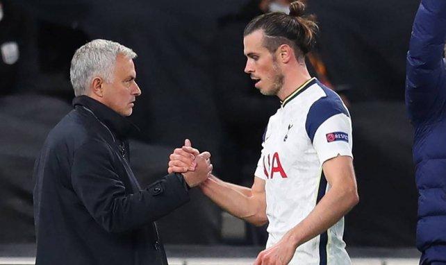 La amenaza de José Mourinho a Gareth Bale