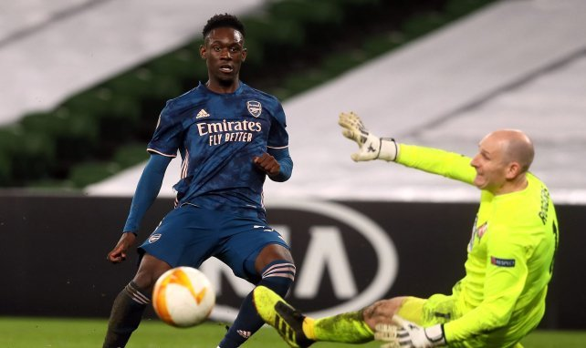 Arsenal | Campanas de adiós para Folarin Balogun