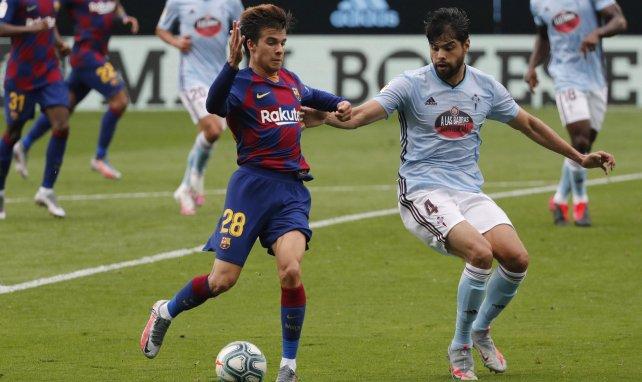 Riqui Puig le ha aportado algo de savia fresca al juego del FC Barcelona